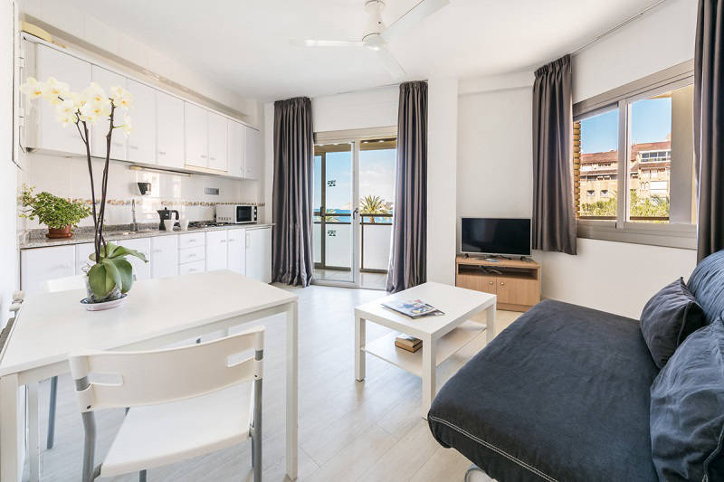 Beach apartments Atlantida Benidorm Poniente - studio