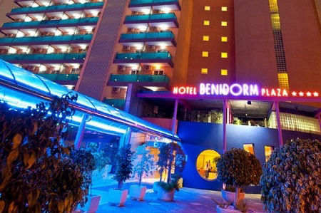 Benidorm Plaza 4 Star Playa Levante Hotel