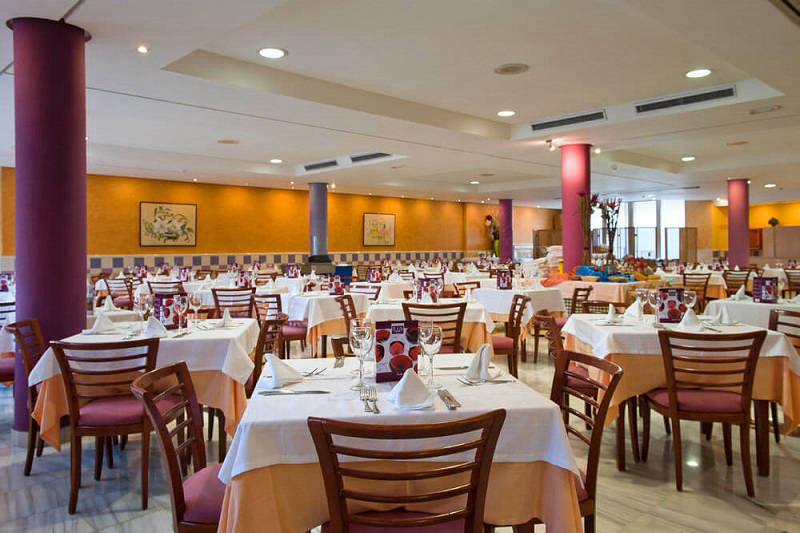 Benidorm Plaza Hotel Playa Levante and Old Town Benidorm Spain
