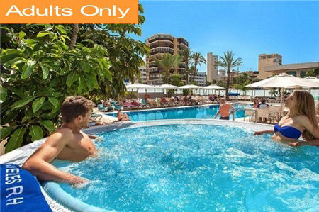 Adults only hotels in Benidorm