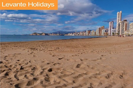 Benidorm Levante Playa Hotels and Holidays