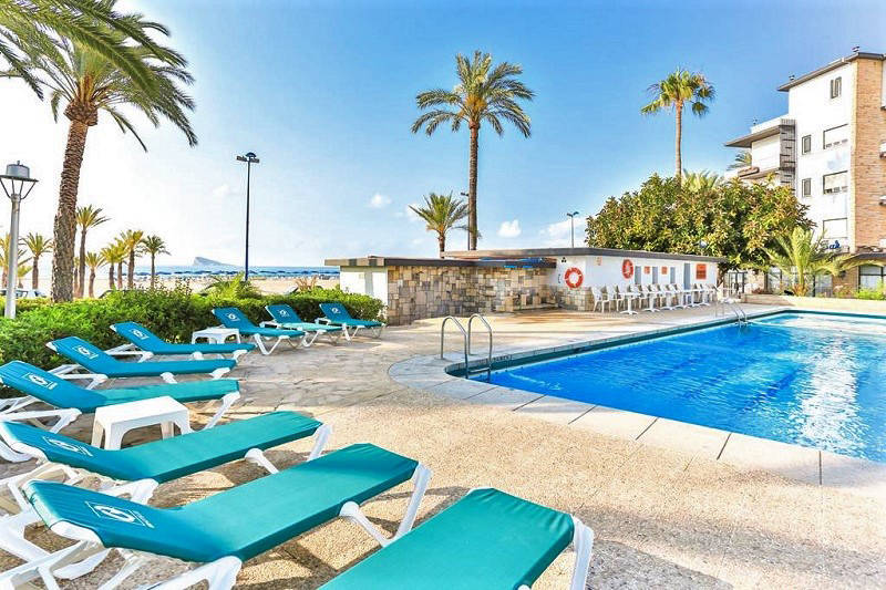 Gran Delfin Hotel Benidorm: Swimming pool