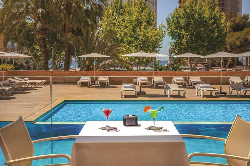 Hotel Don Pancho Luxury 4 Star Playa Levante Benidorm