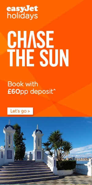 easyJet holiday in Benidorm
