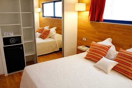 Best quality 2 star bed and breakfast hotel in Benidorm