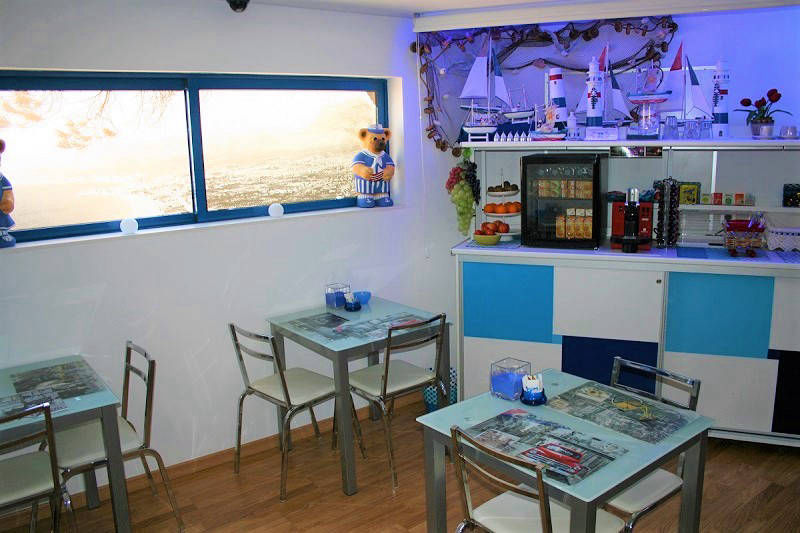 Fetiche Quality Bed and Breakfast Hotel in Benidorm Old town.