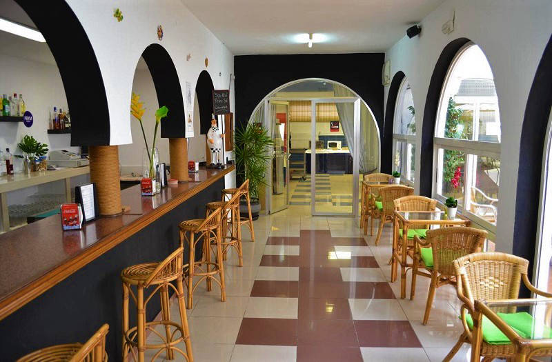 Hotel Internacional Benidorm old town center - cafeteria bar