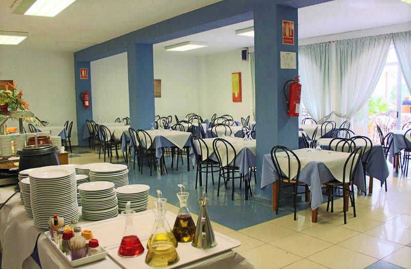 Hotel Internacional Benidorm old town center - restaurant