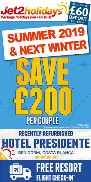 Jet2holidays And Jet2 Flights Book Package Holidays To