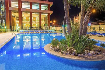 4 Star Levante Club Hotel and Spa, and adult only All Inclusive Benidorm Hotel.