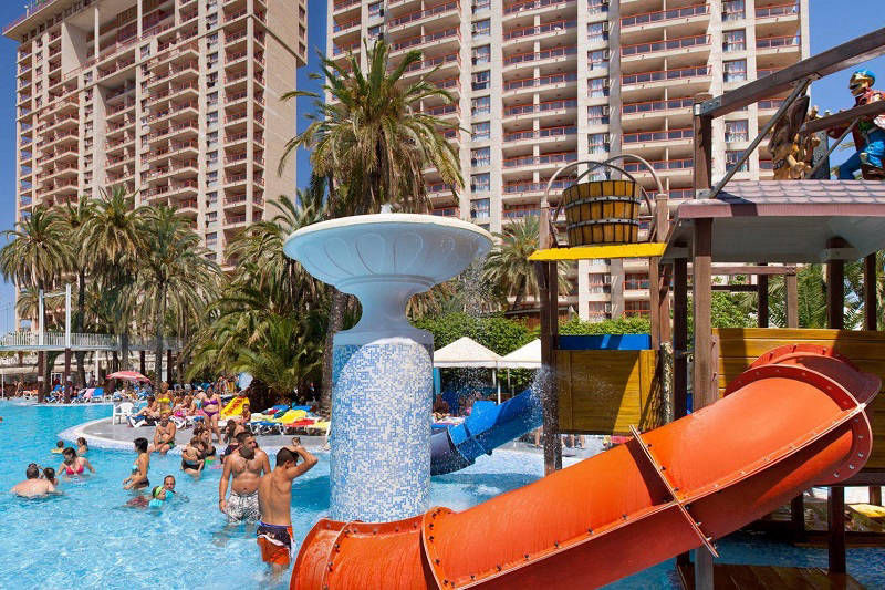 ApartHotel Magic Tropical Splash La Cala Benidorm