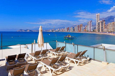 Waters Edge Nadal B&B Hotel Benidorm Levante Beach