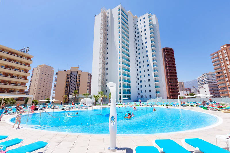 PORT Benidorm a Luxury Playa Levante Hotel by the beach