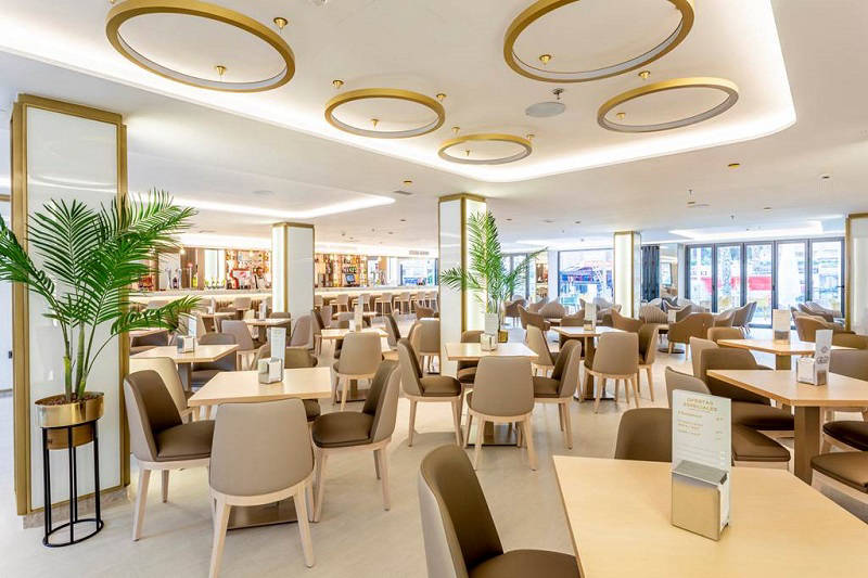 Presidente a luxury brand new hotel in Benidorm - Cafeteria bar