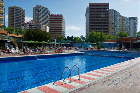 2 Star Rio Park Hotel is the best selling low-cost hotel in Benidorm