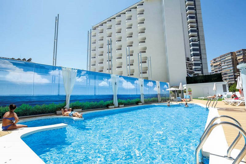 Riviera Beachotel Adult Only Benidorm Playa Levante