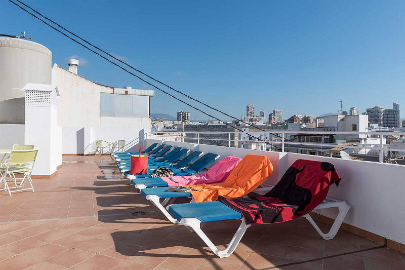 Hotel Roca Mar Benidorm Old Town Center
