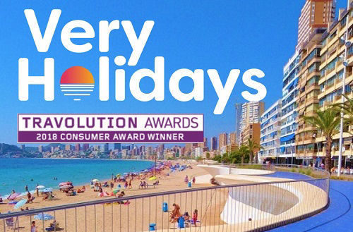 VeryHolidays: Book very cheap holidays in Benidorm Spain.