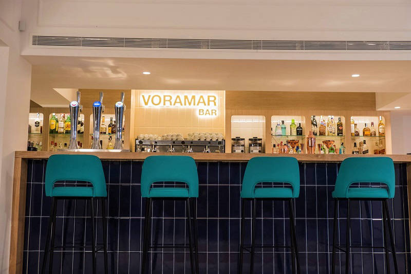 Voramar Hotel Benidorm - New bar 2019
