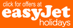 easyJet holidays offers in Benidorm Spain