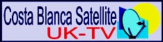 Costa Blanca Satellite UK TV in Spain. The number one Installers in Spain.