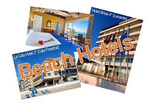 Beach Hotels in Benidorm