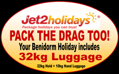Benidorm Holidays in the old town with Jet2 Holidays