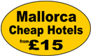 Mallorca (Majorca) Cheap Apartments and Holidays