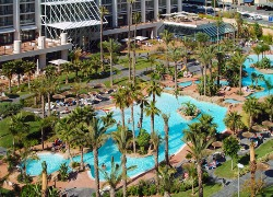 Melia Hotel Benidorm Pools