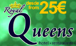 Royal Queens Hotel in Benidorm