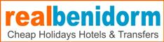 Benidorm Holidays and Cheap Hotels all over Spain