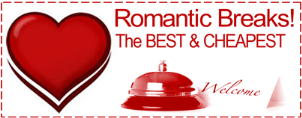Romantic Breaks in Spain. The best and cheapest hotels for a romantic getawayin Benidorm on the Costa Blanca.
