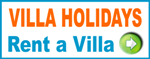 Costa Blanca and Benidorm Villa Holidays. Rent a private villa or luxury apartment direct from owners